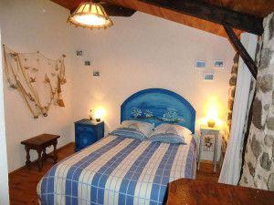 Schlafzimmer Santorine